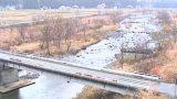 三国川ダム周辺ライブカメラと気象レーダー/新潟県南魚沼市
