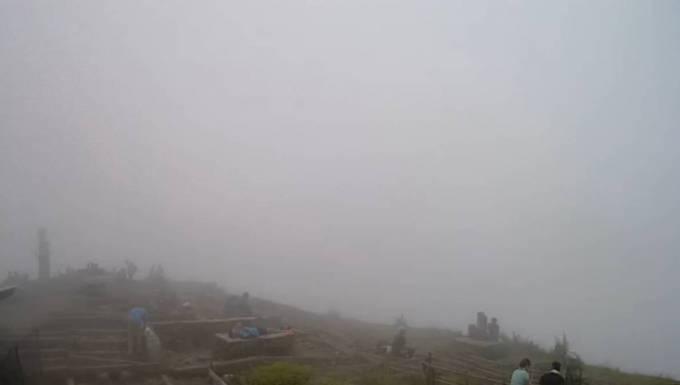 塔ノ岳(とうのだけ)ライブカメラと雨雲レーダー/神奈川県秦野市