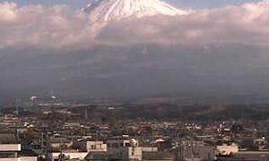 停止中:NTT西日本ライブカメラと雨雲レーダー/静岡県富士宮市