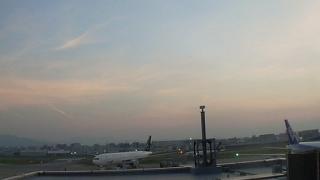 福岡空港ライブカメラ[JAL-天気情報]と雨雲レーダー/福岡県福岡市