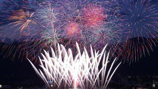 第31回 信州上田大花火大会ライブカメラと気象レーダー/長野県上田市