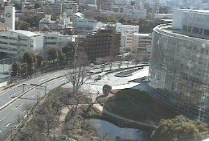 東京都(港区):六本木ヒルズ毛利庭園のWebカメラ