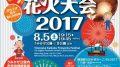 第58回水戸黄門まつり花火大会ライブカメラと雨雲レーダー/茨城県水戸市