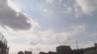愛媛大学・松山の空ライブカメラと雨雲レーダー/愛媛県松山市