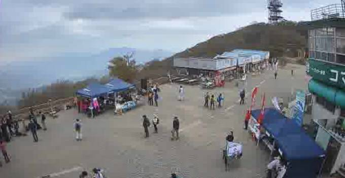 筑波山 ライブカメラ(5ヶ所)と雨雲レーダー/茨城県つくば市