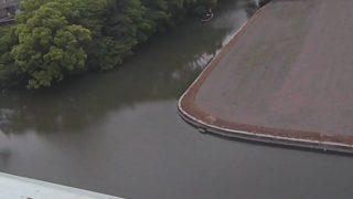 かんぽの宿柳川・掘割ライブカメラと雨雲レーダー/福岡県柳川市