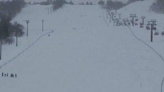鳥海高原 矢島スキー場ライブカメラと気象レーダー/秋田県由利本荘市