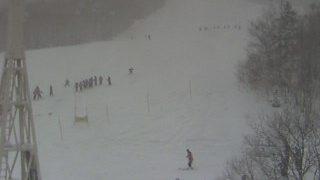 札幌国際スキー場ライブカメラと雨雲レーダー/北海道札幌市