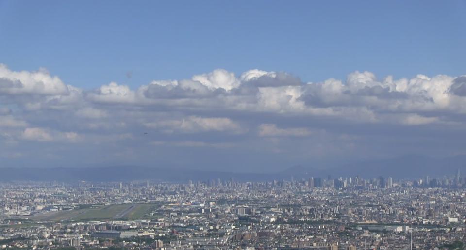 宝塚 昼の風景