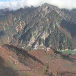 大観峰(だいかんぼう)周辺ライブカメラと雨雲レーダー/富山県富山市