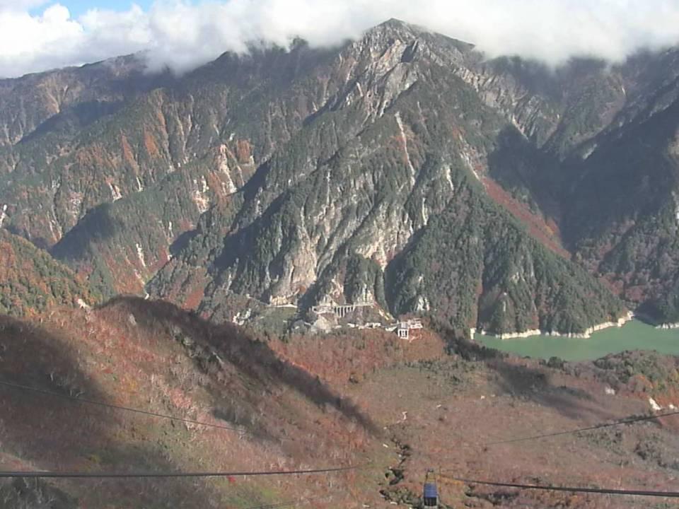 大観峰  ライブカメラと雨雲レーダー/富山県富山市
