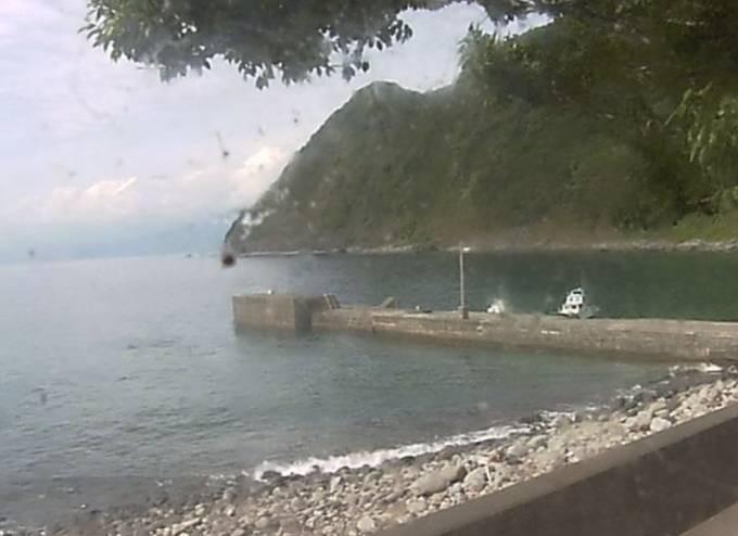 井田海岸 ライブカメラと雨雲レーダー/静岡県沼津市