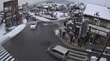 飛騨高山・陣屋前交差点ライブカメラと雨雲レーダー/岐阜県高山市