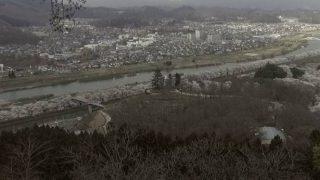 船岡城址公園山頂ライブカメラと気象レーダー/宮城県柴田町