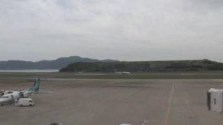 長崎空港 ライブカメラと気象レーダー/長崎県大村市