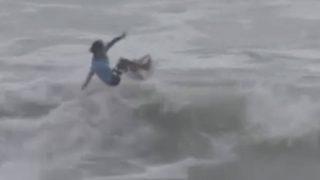 NSA 第53回全日本サーフィン選手権大会ライブカメラと雨雲レーダー/三重県志摩市