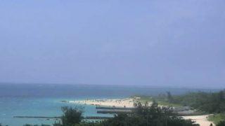 宮古島の海と来間大橋 ライブカメラと雨雲レーダー/沖縄県宮古島市
