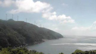佐田岬半島ライブカメラと雨雲レーダー/愛媛県伊方町