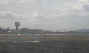停止中:仙台空港 臨空公園ライブカメラと雨雲レーダー/宮城県仙台市