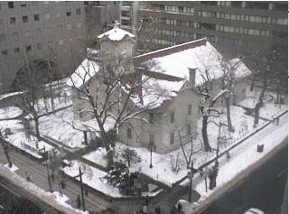 北海道(中央区):北海道新聞社からみえるWebカメラ