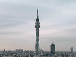東京スカイツリー ウェブカメラ (墨田区)