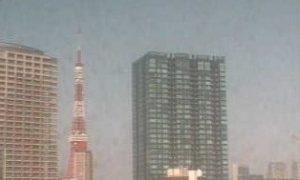 停止中:アーバンネット麻布ビルライブカメラと雨雲レーダー/東京都港区