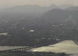香川県(高松市):屋島山頂からみえるWebカメラ